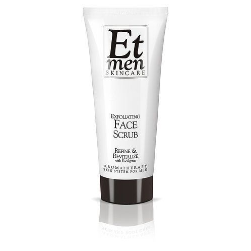Eve Taylor Mens Face Scrub 100ml