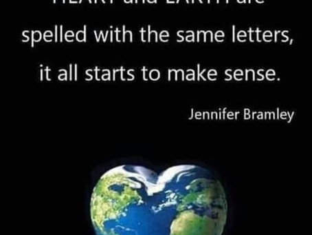 Are Earth & Heart the Same?