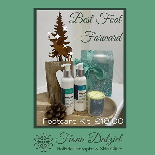 Eve Taylor Best Foot Forward Footcare Gift Set