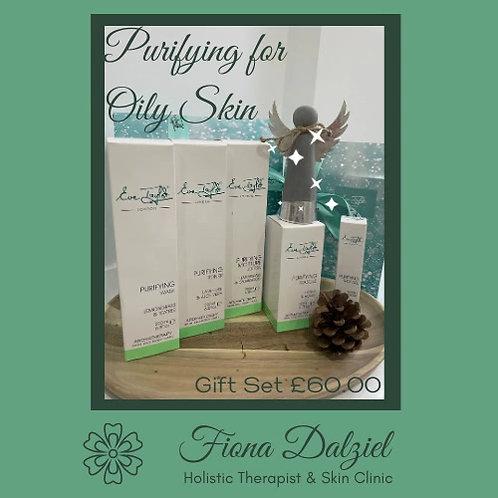 Eve Taylor Purifying Skincare Gift Set