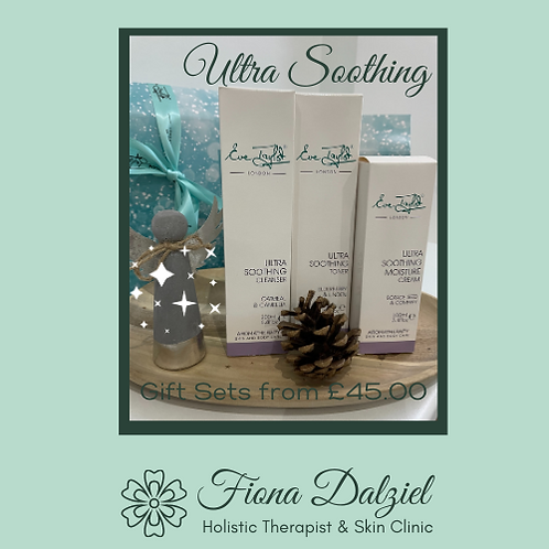 Eve Taylor Ultra Soothing Skincare Gift Set