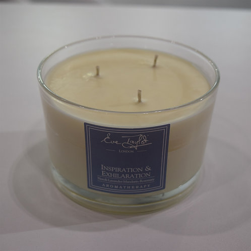 Eve Taylor Wild Fig & Grape LARGE 3 WICK Each
