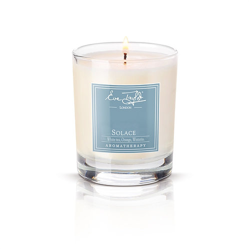 Eve Taylor Solace  (White Tea ) Candle Tumbler Each