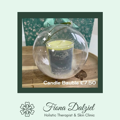 Eve Taylor Candle Bauble