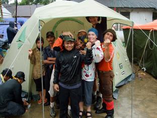 Shelterbox Tent - Sumatra