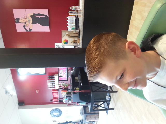 Yound Gent's Fade