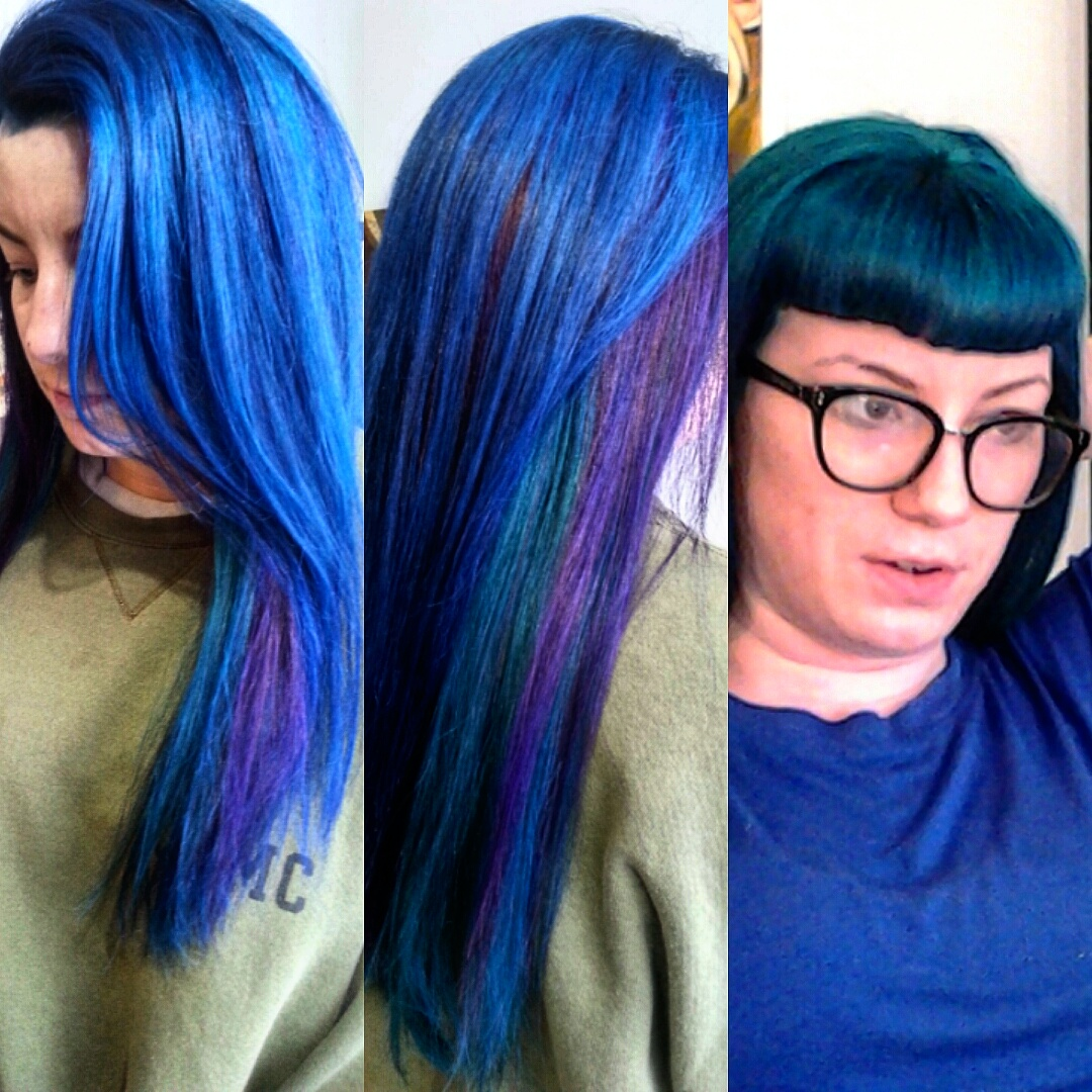 Tri-Fecta Hair Color