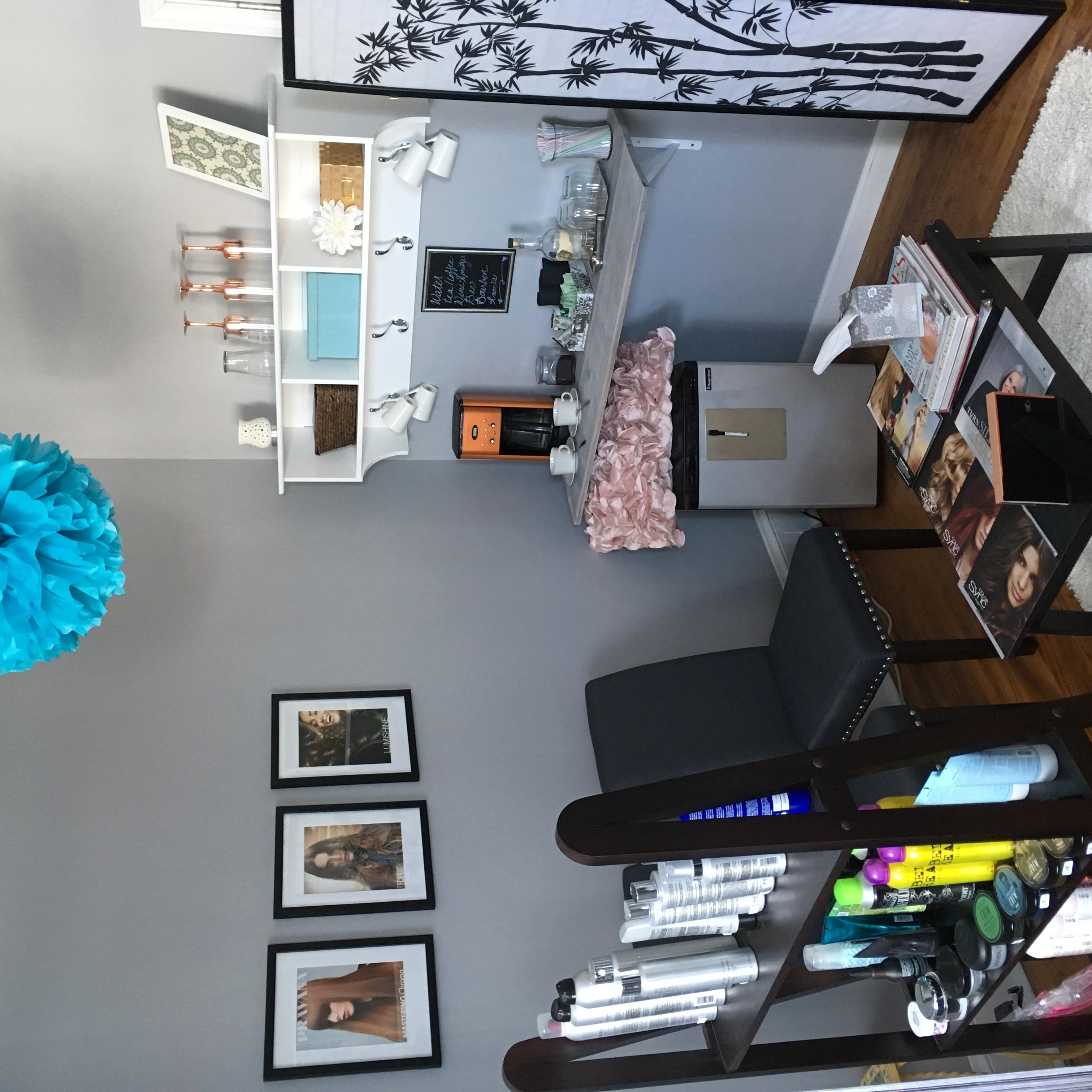 Two Lips Salon Suite|Coffee Bar