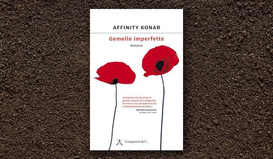 Affinity Konar- gemelle imperfette- Longanesi&C.