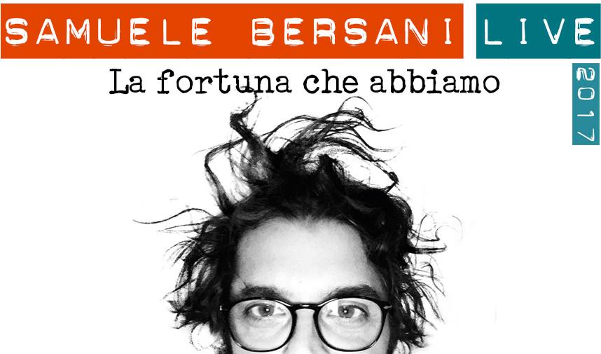 Samuele Bersai Live