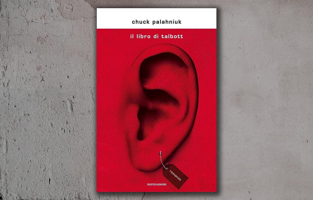 il-libro-di-talbott-chuck-palahniuk-libro-mondadori