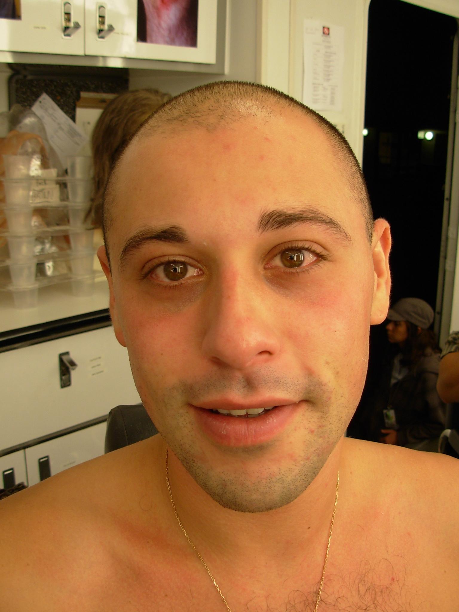Caveman Ben Before