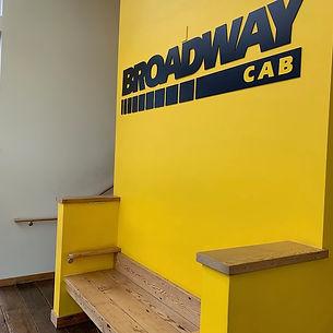 A-List Filming Location Service Broadway Cab Company NE Sumner Portland Oregon