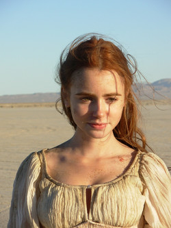 Lily Collins - Priest