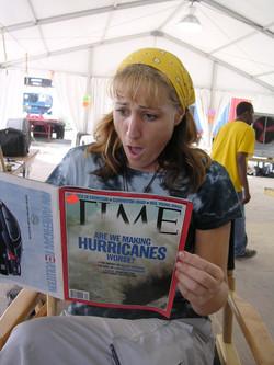 Hurricane Schmurricane