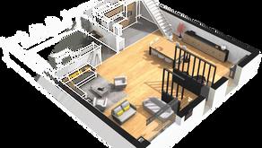YUNIKA : pré-visites de biens immobiliers en 3D