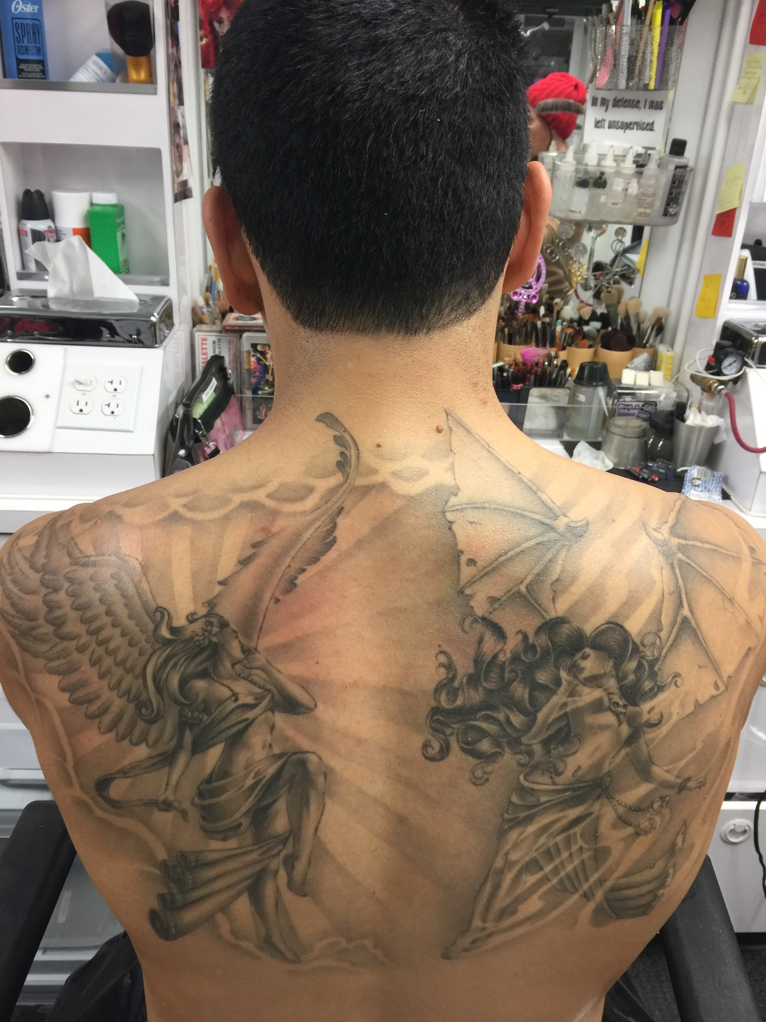 Tattoo Before cover