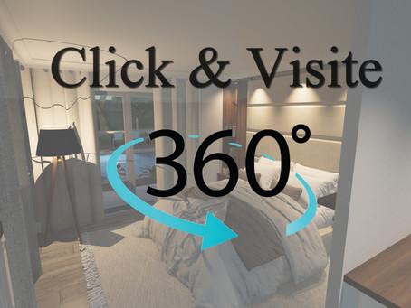 Visitez à 360 degrés notre dernière suite parentale Yunika