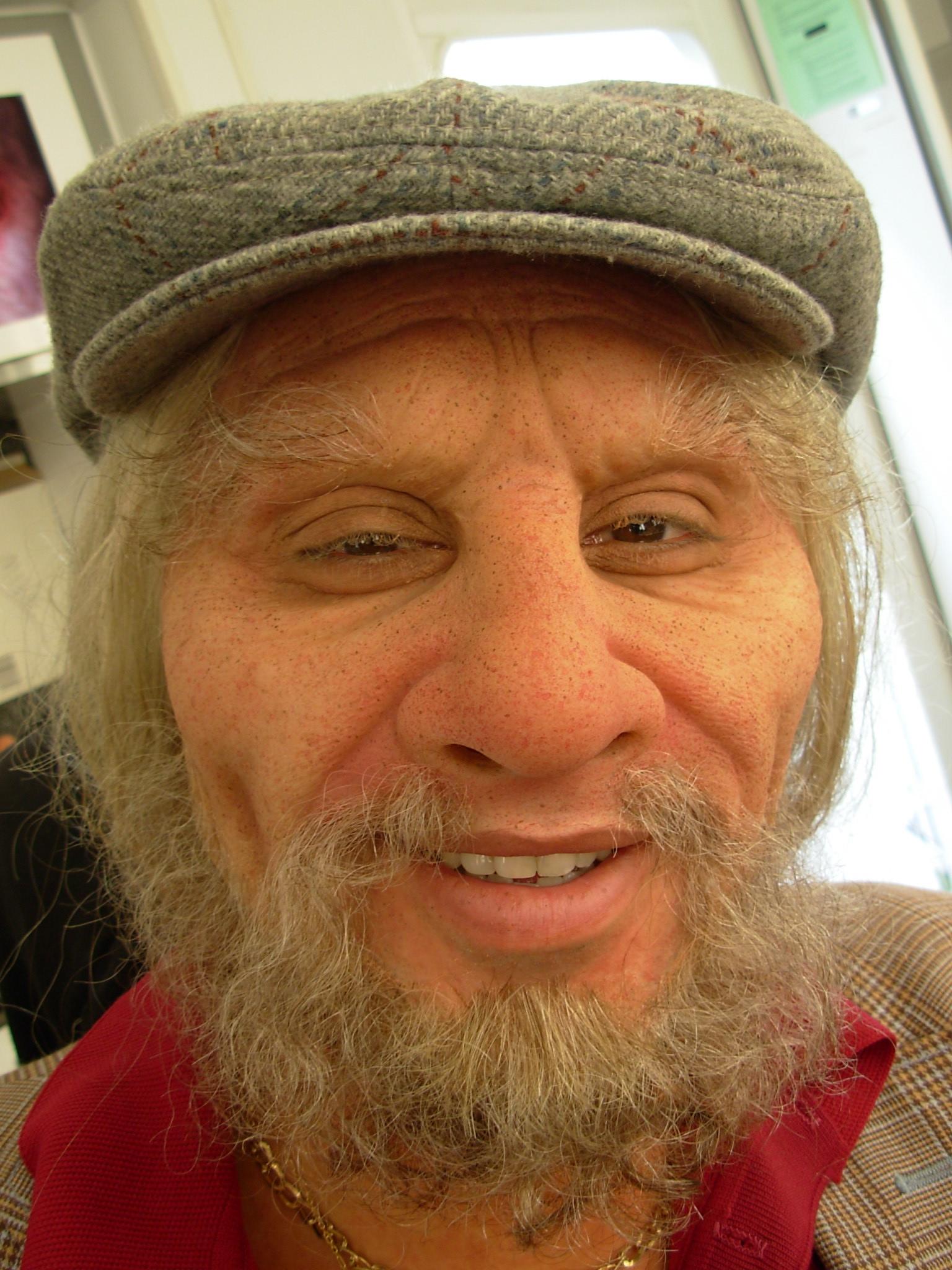 Caveman Ben After