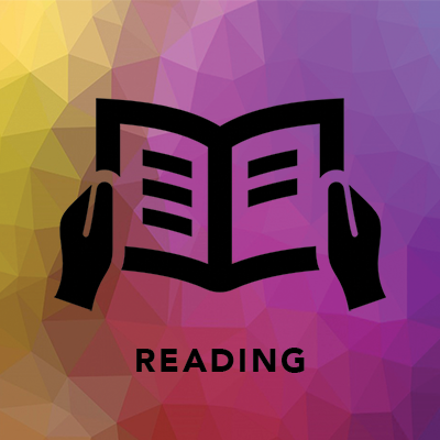 COM & LIT ~ READING ONLY ~ APRIL 24TH & 26TH