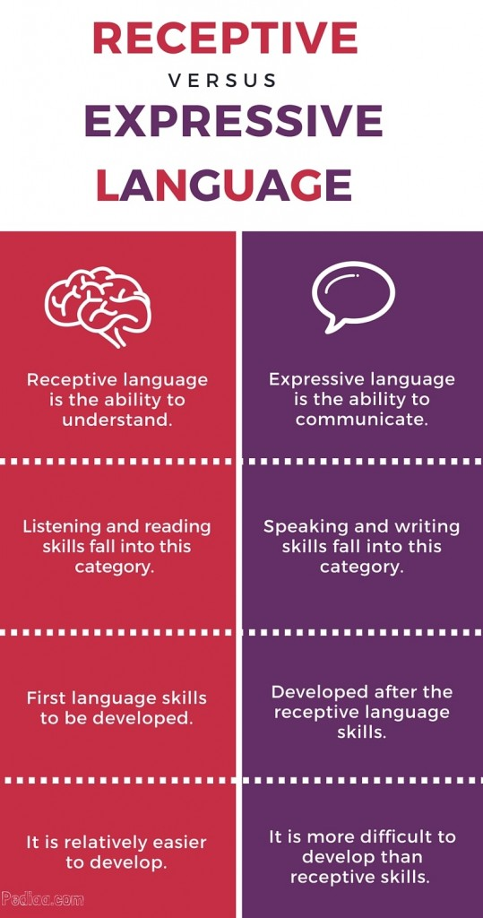 Receptive & Expressive Language
