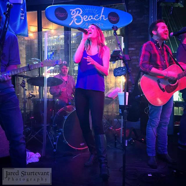 Stevi Madison, Rippy's Bar & Grill, Nashville, Singer photograph by, Jared Sturtevant