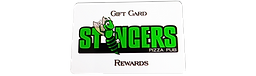 Stingers Pizza Pub Gift Card and Loyalty Program