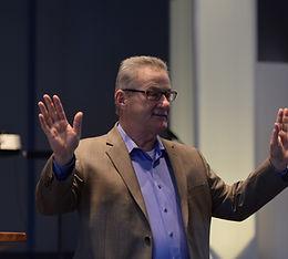 Pastor Tom Bushy