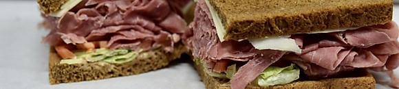 Giant Sandwiches