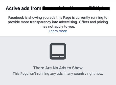 How to See Your Competitors Facebook Ads