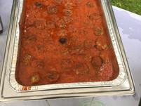 Meatball Marinara