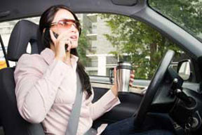 Watch out! Distracted driving dangers