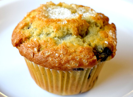 Muffins aren't just for breakfast