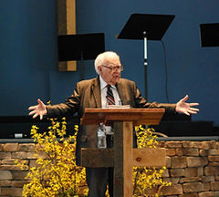 Pastor Eldon Wilson