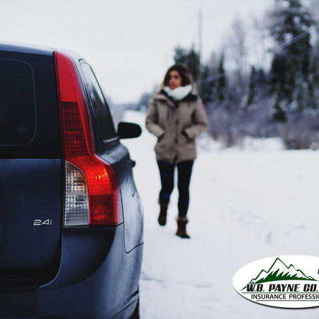 Preparing Yourself and Your Vehicle for Winter Driving