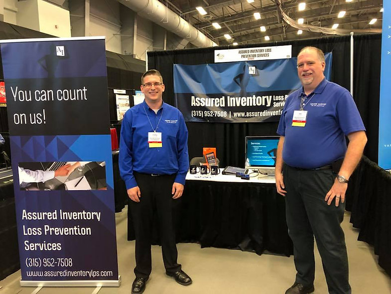 Assured Inventory Loss Prevention Services LLC at NYACS Trade Show 2018