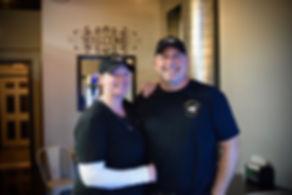 Greg and Rachael Short, owner of Shorty's Deli Camden, NY