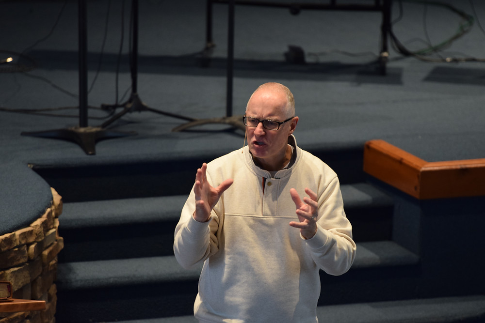 Pastor Brian Lynch