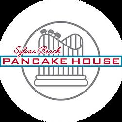 Sylvan Beach Pancake House Logo