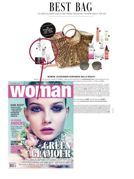 WOMAN | Authentic Beauty Concept