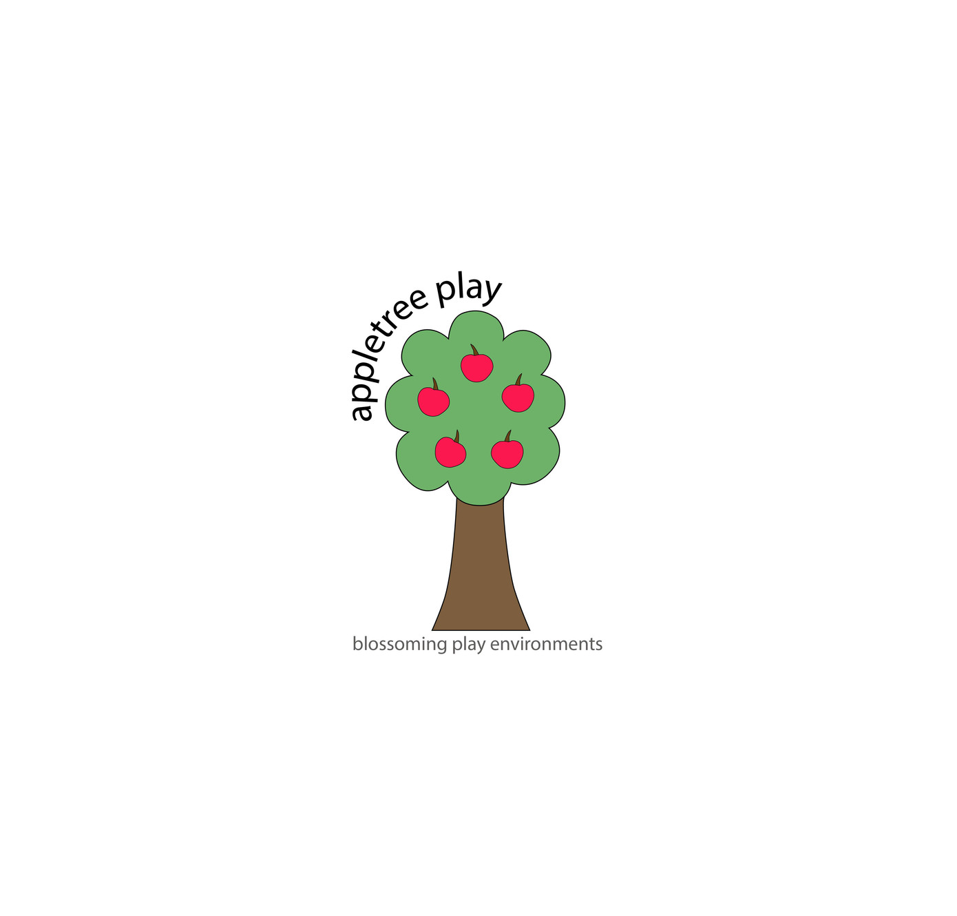 Playground plans small garden design Appletree Play ...
