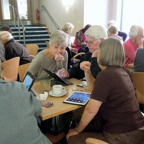 Coffee Mornings - Online Meet & Chat