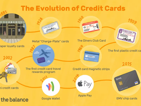The Hype Around Credit Cards