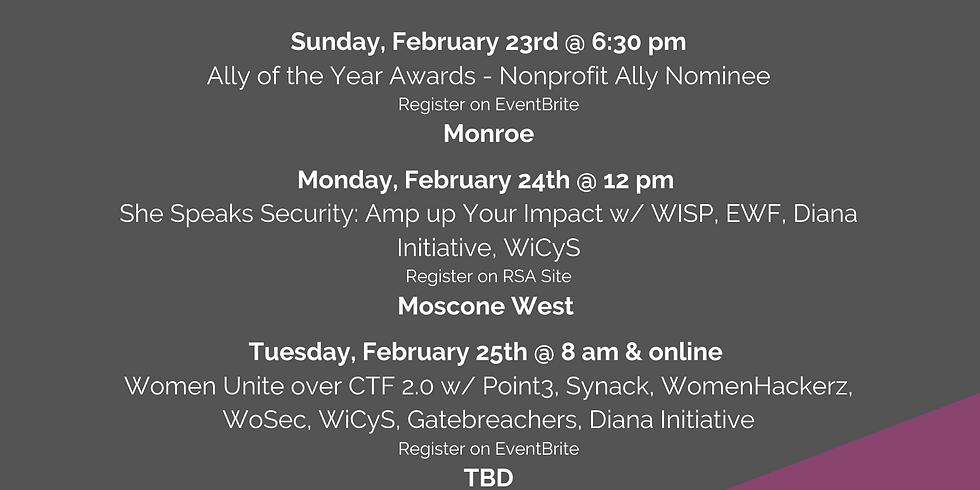 RSA Week with WSC