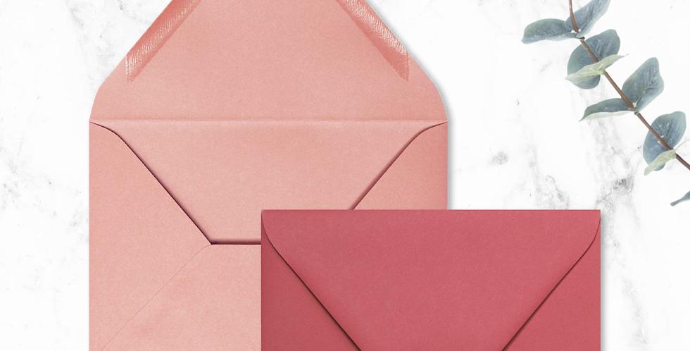 Inner/Outer Envelopes
