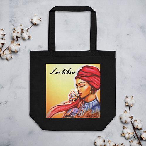 """Tote Bag BIO """"La libre"""""""