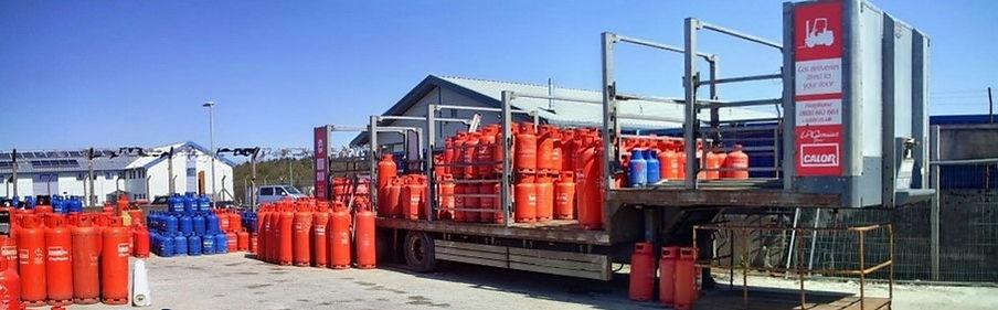 Calor Gas Storage - Angus Maciver Building Supplies