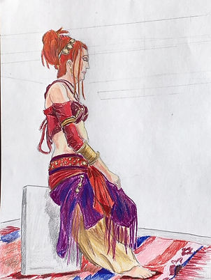 Woman Modeling (Version 2).jpg