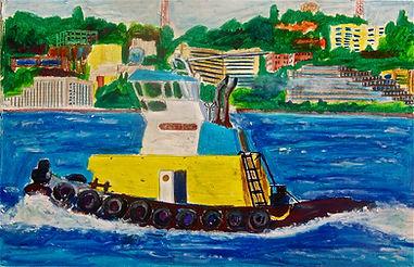 Tugboat In Seattle.JPG
