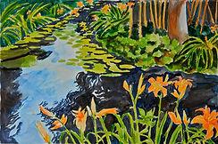 Giverny Pond's Ripples.JPG